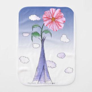 Paño Para Bebés Flower power de ShardArt de Tony Fernandes