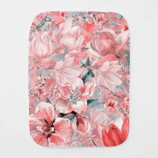 Paño Para Bebés flowers2bflowers y #flowers del modelo de los