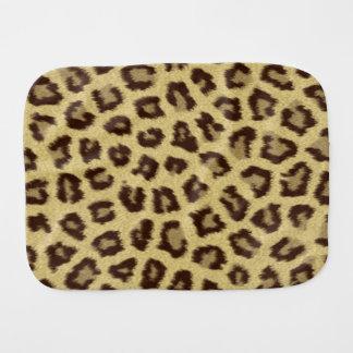 Paño Para Bebés Impresión del leopardo/del guepardo
