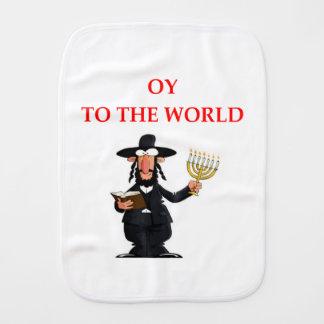 Paño Para Bebés judío