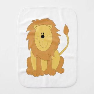 Paño Para Bebés León del dibujo animado