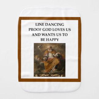 Paño Para Bebés línea baile