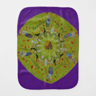 Paño Para Bebés Mandala de Yaga del bizcocho borracho