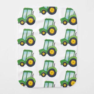 Paño Para Bebés Modelo lindo del tractor