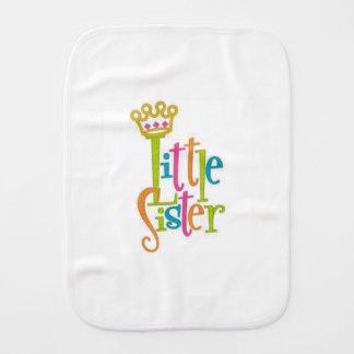 Paño Para Bebés pequeña hermana