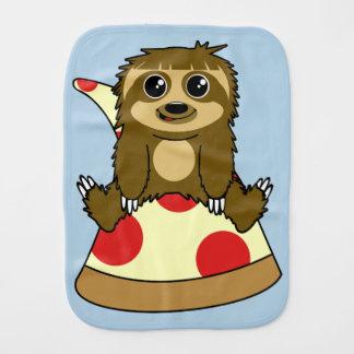 Paño Para Bebés Pereza de la pizza