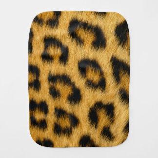 Paño Para Bebés Piel del leopardo, pelo, piel, impresión