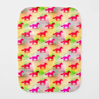 Paño Para Bebés Potro ecuestre del caballo del potro corriente