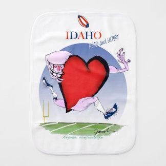 Paño Para Bebés Principal y corazón, fernandes tony de Idaho