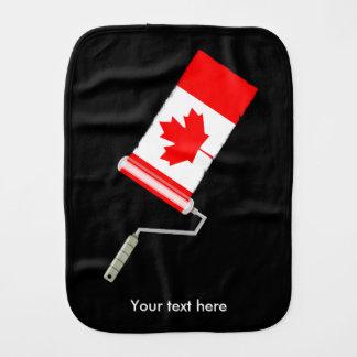 Paño Para Bebés Rodillo de pintura Canadá