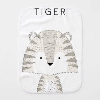 Paño Para Bebés Tiger