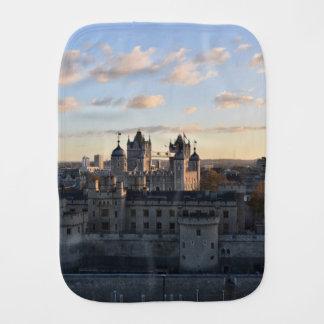 Paño Para Bebés Torre de Londres