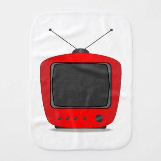 Paño Para Bebés Vieja televisión