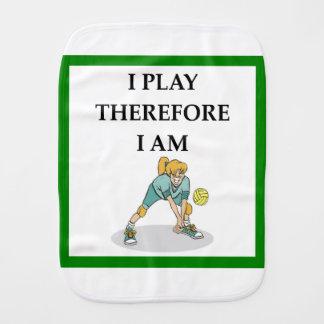 Paño Para Bebés voleibol