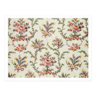 Paño tejido para la reina Marie Antonieta en el Pa Tarjetas Postales