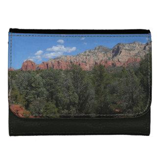 Panorama de rocas rojas en Sedona Arizona