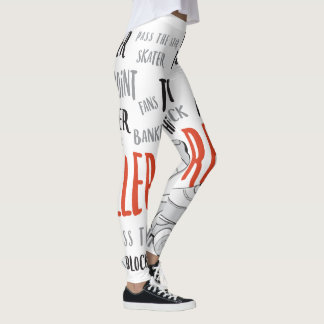 Pantalones de Derby del rodillo