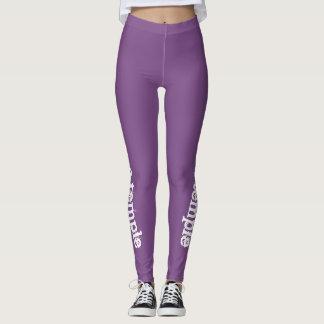 Pantalones de la yoga
