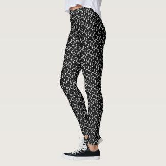 Pantalones elásticos del amor lesbiano de las