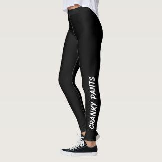 Pantalones irritables leggings