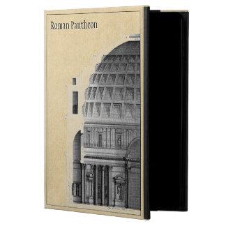 Panteón romano personalizado funda para iPad air 2