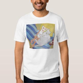 Pantera del Frenchy w/pink Camisetas