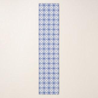 Pañuelo Azul marroquí