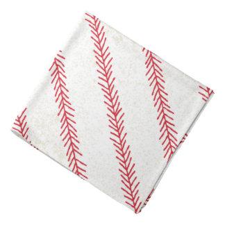Pañuelo de la puntada del béisbol