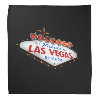 Pañuelo de Las Vegas Bandanas