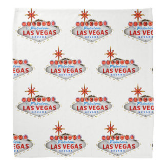 Pañuelo de Las Vegas - el signo positivo de Las
