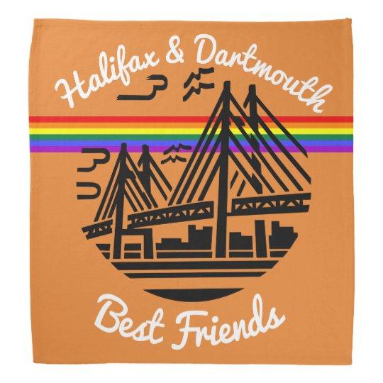 Pañuelo de los mejores amigos de Halifax