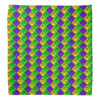 Pañuelo de Rhombus™ del carnaval
