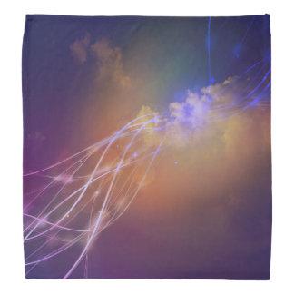Pañuelo de Starburst del cielo nocturno