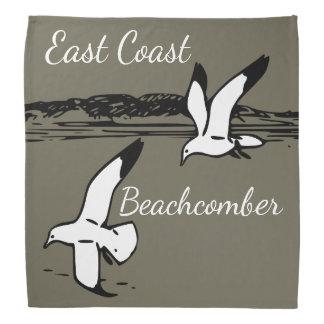 Pañuelo del Beachcomber de la costa este de la