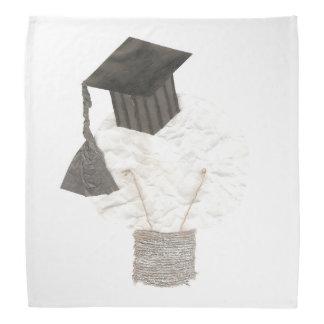 Pañuelo del bulbo del graduado