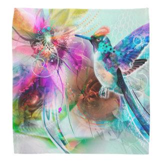 Pañuelo del colibrí