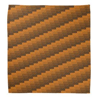 Pañuelo del ™ de la materia textil (Topaz) Bandana