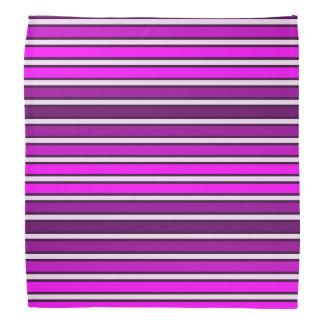Pañuelo del ™ de Royale (Violette) Bandanas