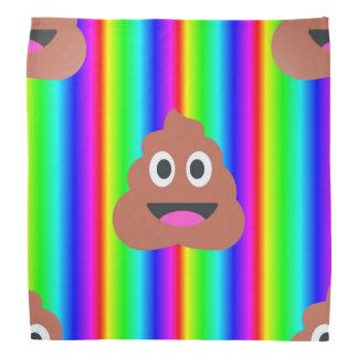 pañuelo del emoji del impulso del arco iris