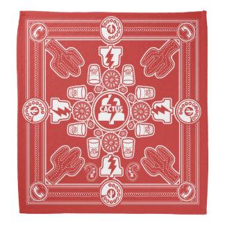 Pañuelo del PLA diseñado por Don Fickles