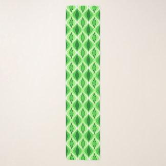Pañuelo Diamantes, esmeralda y verde lima modernos de los