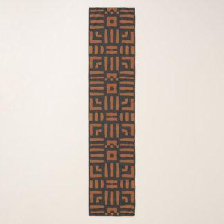 Pañuelo Diseño tribal africano caliente
