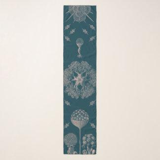 Pañuelo El azul de Haeckel