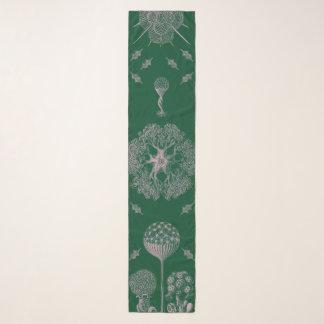 Pañuelo El verde de Haeckel