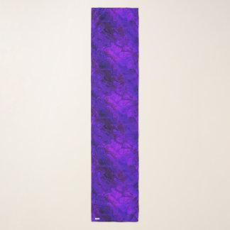 Pañuelo Extracto púrpura de la intensidad