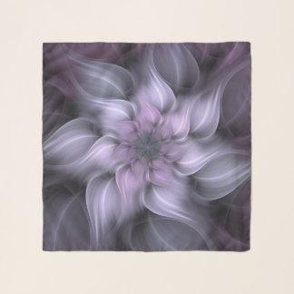 Pañuelo Flor de la púrpura del fractal