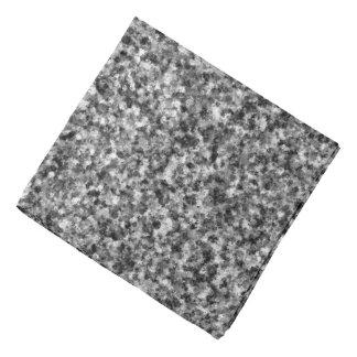 Pañuelo gris del camuflaje