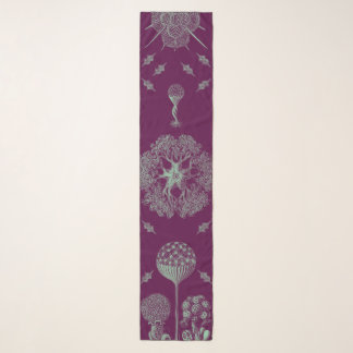Pañuelo La púrpura de Haeckel