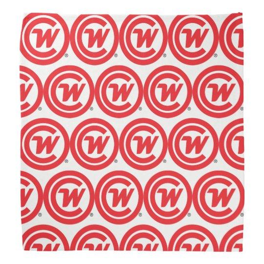 Pañuelo - logotipo oficial de CLUBWAKA