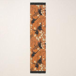 Pañuelo Monos Moderne de Deco del vintage